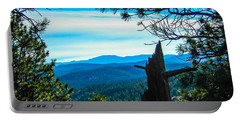 Portable Battery Charger featuring the photograph Colorado View by Shannon Harrington