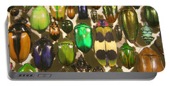 Colorful Insects Portable Battery Charger