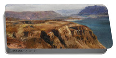 Columbia River Gorge I Portable Battery Charger