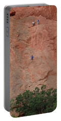 Coming Down The Mountain Portable Battery Charger