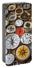 Compases And Pocket Watches  Portable Battery Charger