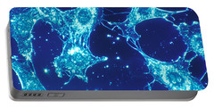 Connective Tissue Cells Portable Battery Charger