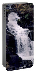 Portable Battery Charger featuring the photograph Cool Clear Waters by Sharon Elliott