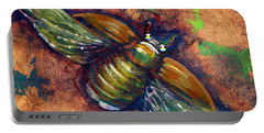 Copper Beetle Portable Battery Charger