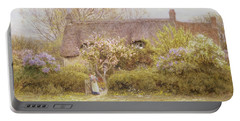 Cottage Freshwater Isle Of Wight Portable Battery Charger