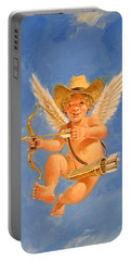Cow Kid Cupid Portable Battery Charger