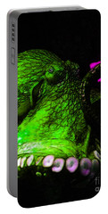 Creatures Of The Deep - The Octopus - V6 - Green Portable Battery Charger