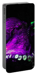 Creatures Of The Deep - The Octopus - V6 - Violet Portable Battery Charger