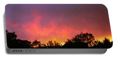 Portable Battery Charger featuring the photograph Crepuscule by Bruce Patrick Smith