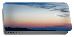 Crescent Moon Twilight Portable Battery Charger