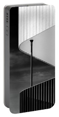 Curved Balcony Portable Battery Charger