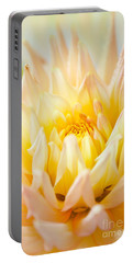Dahlia Flower 10 Portable Battery Charger
