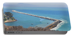 Portable Battery Charger featuring the photograph Dana Point California 9-1-12 by Clayton Bruster