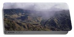 Deforested Hills, Monteverde Cloud Portable Battery Charger