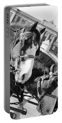 Denver Stock Show Portable Battery Charger by Colleen Coccia