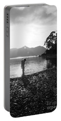 Portable Battery Charger featuring the photograph Derwent by Linsey Williams