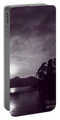 Portable Battery Charger featuring the photograph Derwent Ripples by Linsey Williams