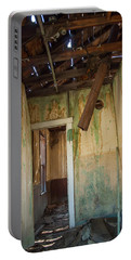 Portable Battery Charger featuring the photograph Deterioration by Fran Riley