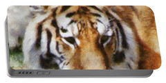 Detroit Tiger Portable Battery Charger