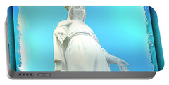 Do-00531 Our Lady Of Lebanon Portable Battery Charger
