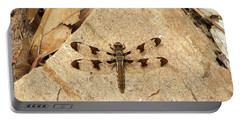 Portable Battery Charger featuring the photograph Dragonfly At Rest by Deniece Platt
