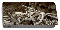 Driftwood Pile San Juan Portable Battery Charger