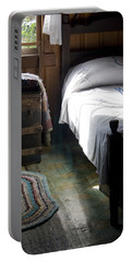 Dudley Farmhouse Interior No. 1 Portable Battery Charger by Lynn Palmer