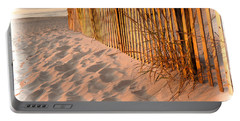 Dune Fence Portable Battery Charger