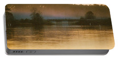 Dusk And Fog Portable Battery Charger