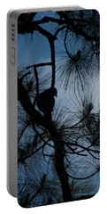 Portable Battery Charger featuring the photograph Dusk by Joseph Yarbrough