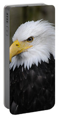Eagle In Ketchikan Alaska 1371 Portable Battery Charger