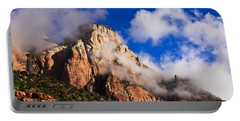 Early Morning Zion National Park Portable Battery Charger