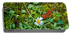 Eastern Newt Juvenile 5 Portable Battery Charger