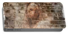 Portable Battery Charger featuring the photograph Emotions- Self Portrait by Janie Johnson