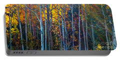 Enchanted Aspen Portable Battery Charger
