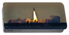 Endeavor Blast Off Portable Battery Charger by Dorothy Cunningham