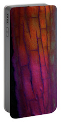 Portable Battery Charger featuring the digital art Enter by Richard Laeton