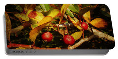 Fall Colors Portable Battery Charger