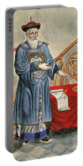 Father Ferdinand Verbiest, Jesuit Portable Battery Charger