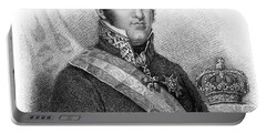 Ferdinand Vii (1784-1833) Portable Battery Charger