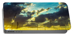 Portable Battery Charger featuring the photograph Fernandina Beach by Shannon Harrington