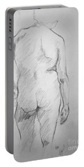 Figure Study Portable Battery Charger by Rory Sagner