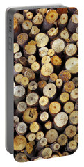 Firewood Portable Battery Charger