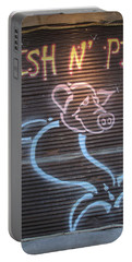 Fish N' Pig Portable Battery Charger