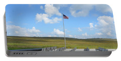 Flight 93 Memorial Portable Battery Charger