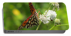 Florida Butterfly Portable Battery Charger