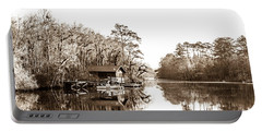Portable Battery Charger featuring the photograph Florida by Shannon Harrington