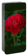 Flower Of Love Portable Battery Charger