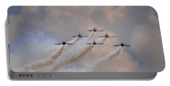 Flying In Formation Portable Battery Charger