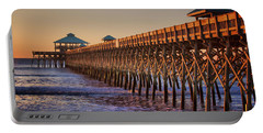 Folly Beach Pier Portable Battery Charger